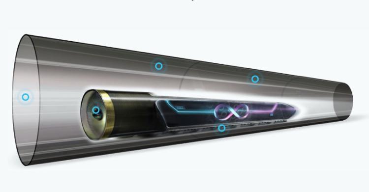 Construire l'Hyperloop d'Elon Musk avec une pile et des aimants
