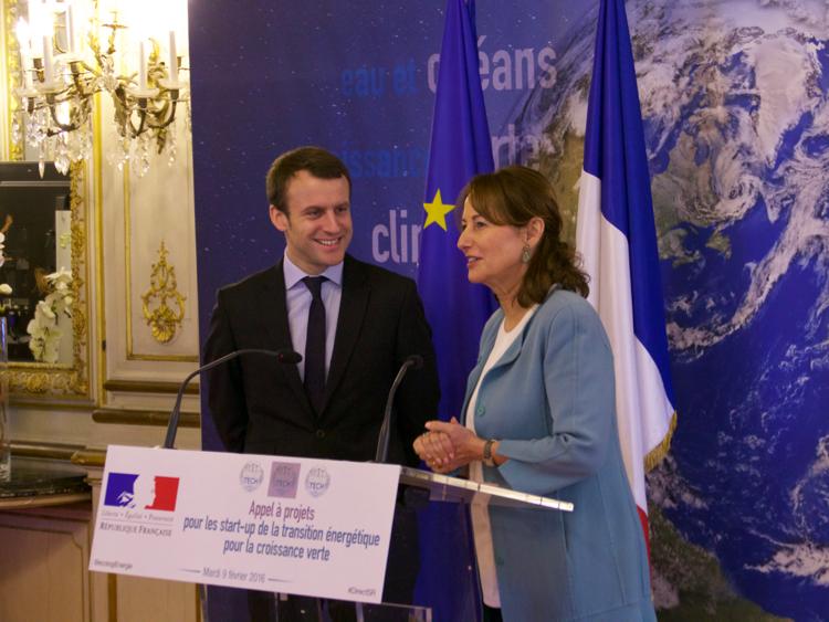 Ségolène Royal lance un appel à projets pour la croissance verte