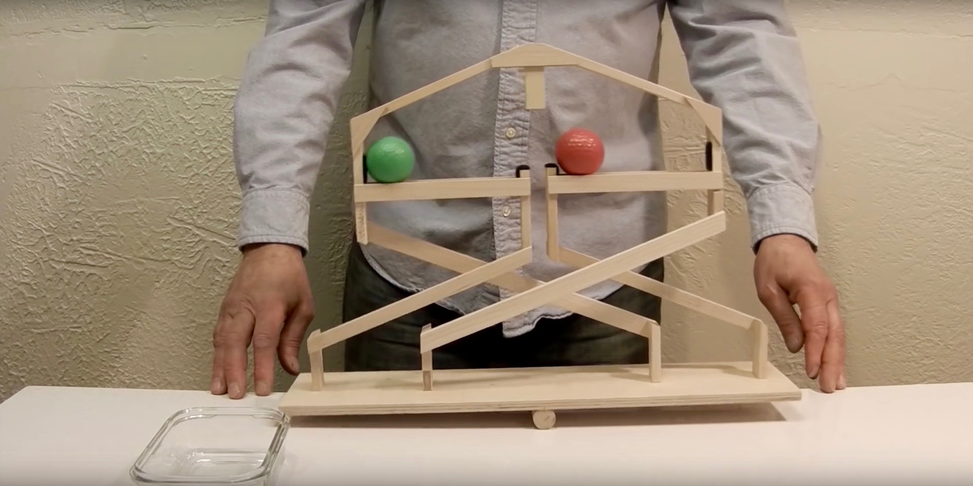 How to make a perpetual motion machine