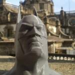 Batman 3D réalisé à Hacedores, pionnier des makerspaces de Mexico, à deux pas de la cathédrale de la capitale. © Hacedores Makerspace