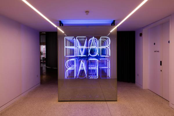 «Fear and Love», l'expo de réouverture du Design Museum de Londres, à voir  jusqu'au 23 avril. © Luke Hayes