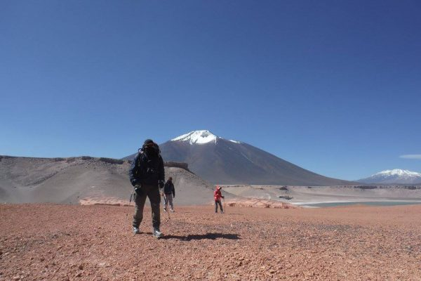 I explored the Atacama desert as if it were Mars (1/2)