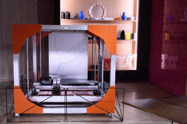 D Printer Exhibition London : Alex newson brings the makers to london design museum