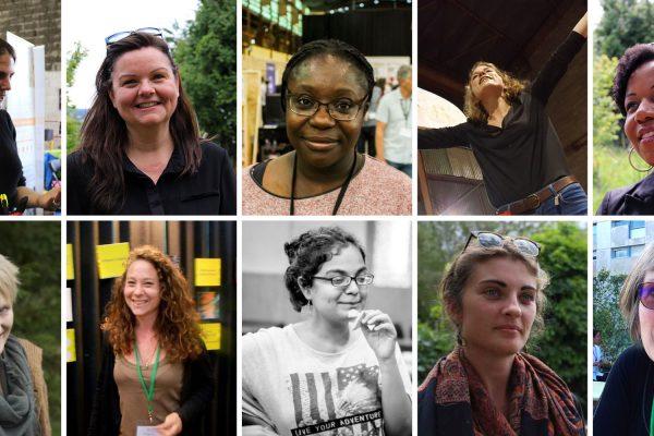 Le mouvement maker au féminin à Toulouse. © Montage Makery