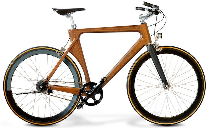 Top 10 of wood and bamboo bicycles : Makery