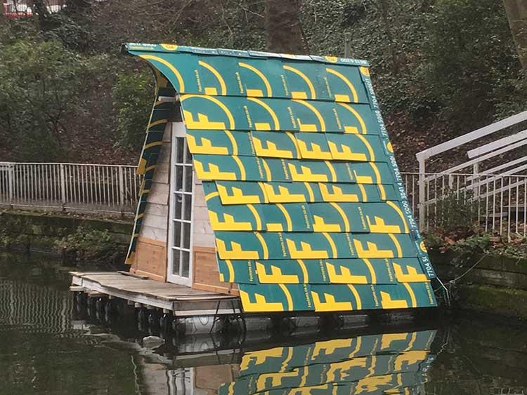 artistes l eau histoire d embarcations pirates makery. Black Bedroom Furniture Sets. Home Design Ideas