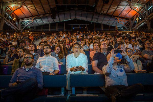 900 personnes ont assisté à la conférence du Fab City Summit à la Villette le 12 juillet. © Stefano Borghi-Fab City Grand Paris