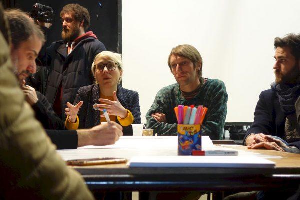 L'atelier makers, médiation et arts numériques aux Human Tech Days © Frank Beau