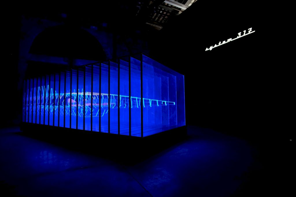 Marko Peljhan's hypersonic hyperstitions at Venice Biennale