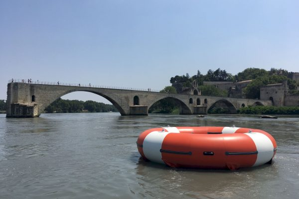 Rising water, new projects for the new flood age in Avignon